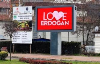 New York'a bir cevap da Zonguldak'tan