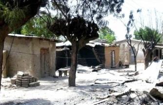 Nijerya'daki köye baskın: 14 ölü