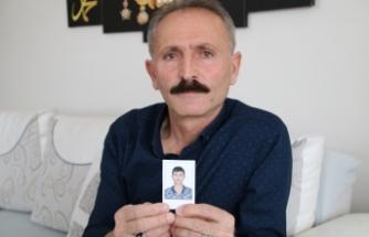 Oğlu öldürülen baba adalet istiyor