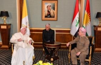Papa'dan terörizm mesajı: 'Hayır diyoruz'