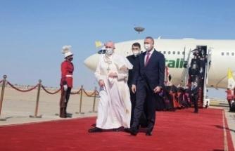 Papa, Şiilerin temsilcisi Sistani ile görüştü