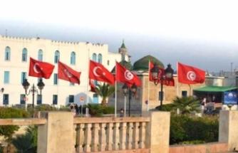 Tunus'tan Türkiye'ye dayanışma mesajı