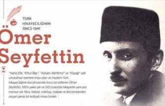 Türk hikayeciliği denilince: Ömer Seyfettin