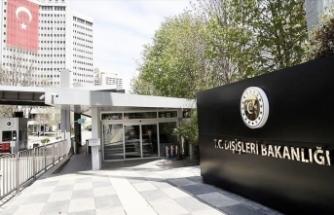 Türkiye'de Arap Birliği'ne sert yanıt: Mesnetsiz kararları tümüyle reddediyoruz