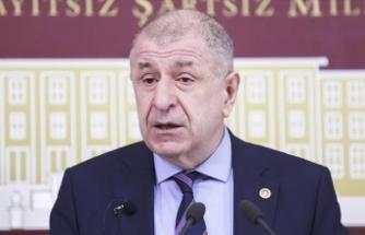 Ümit Özdağ  İYİ Parti'den çok sert sözlerle  istifa etti