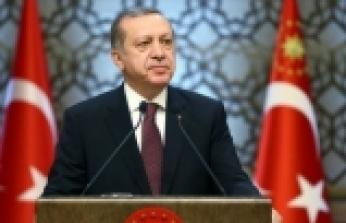 Cumhurbaşkanı Erdoğan, şehit polis memurunun ailesine başsağlığı mesajı gönderdi