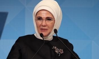 Emine Erdoğan 5 Aralık Dünya Kadın Hakları Günü mesajı