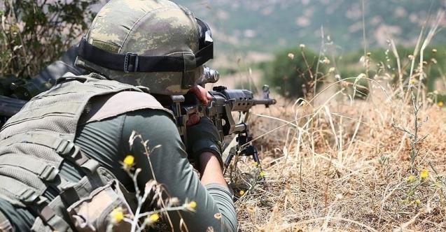 Saldırı hazırlığındaki 6 PKK'lı öldürüldü