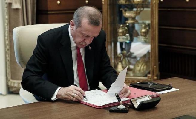 Cumhurbaşkanı Erdoğan'dan 11. Kalkınma Planı'na onay