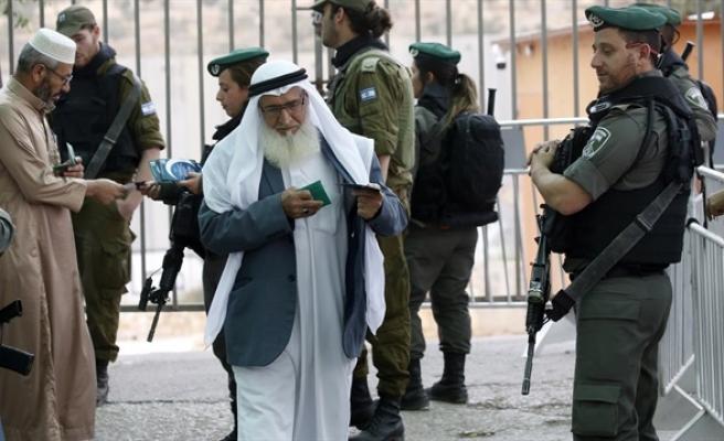 İsrail zulmü Ramazan'da da bitmiyor