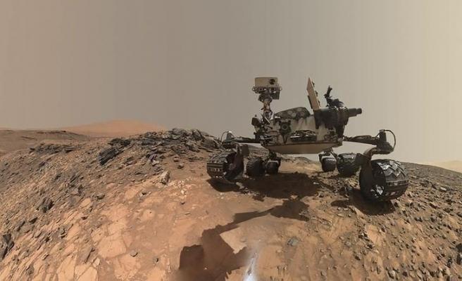 NASA'dan 'Mars keşfi'