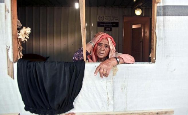 Gazze'de 20 bin kişi evsiz