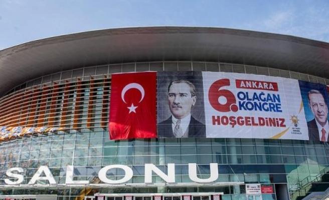 AK Parti'de değişim ve yenilenme kongresi- CANLI