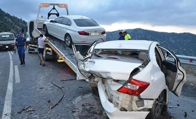Tatilin 8. gününde meydana gelen kazalarda 20 kişi öldü