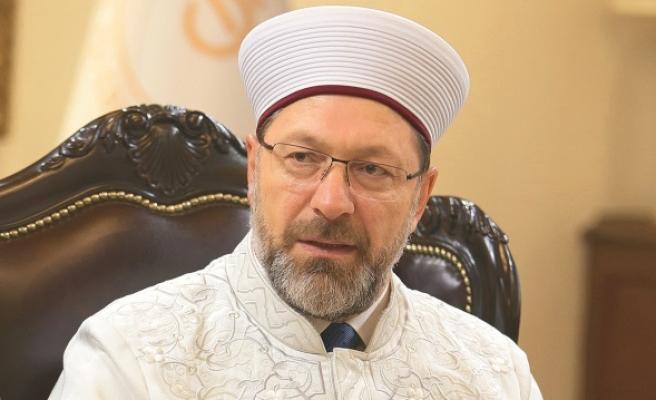 Ali Erbaş'tan, 'cemaatlerin denetlenmesi' ile ilgili açıklama