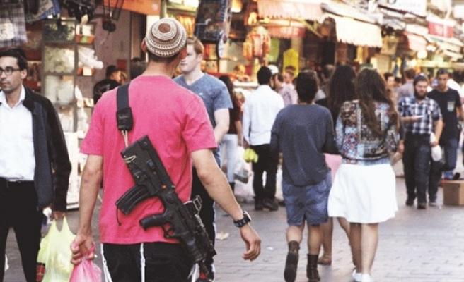 İsrail sivillerin silahlanmasının önünü açıyor