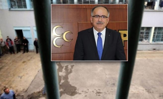 MHP'li vekilden 'genel af' açıklaması
