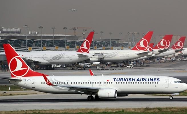 Bayram tatilinde 2 milyon 340 bin 448 yolcu THY ile uçtu