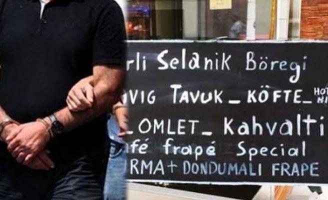 FETÖ üyeleri Selanik'te dükkan açmaya başladı