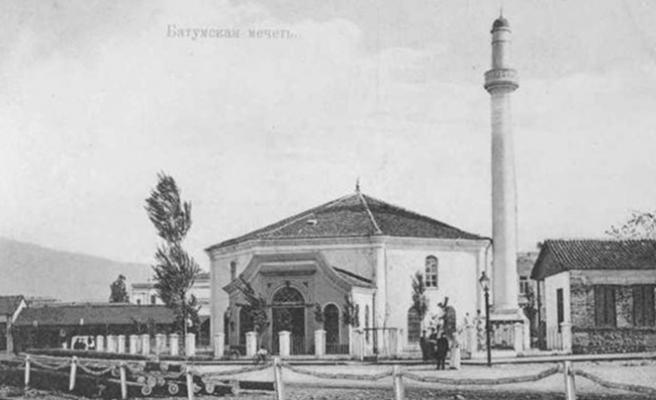 Müfid Yüksel'den Batum'daki Aziziye Câmi için çağrı