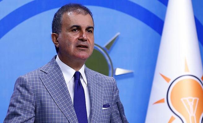 AK Parti Sözcüsü Çelik: Önemli olan vatandaşın sesine kulak vermek