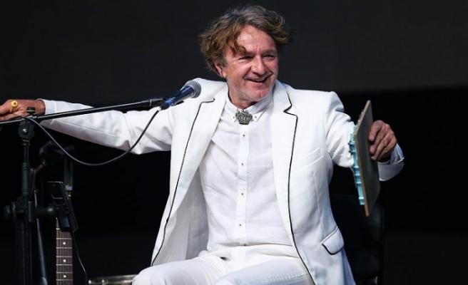 Goran Bregoviç İstanbul'da konser verdi