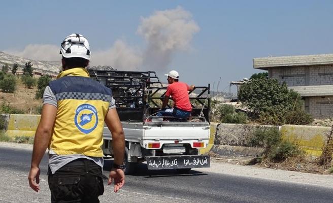 İdlib ve Hama'da sivillere ölüm havadan geliyor; 29 sivil öldü