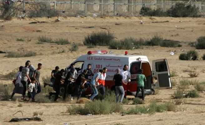 İsrail işgal güçleri Gazze'de bir çocuğu katletti