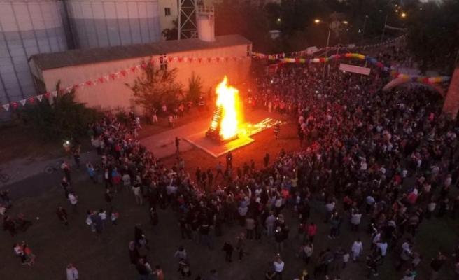 Kırklareli'de festival zamanı