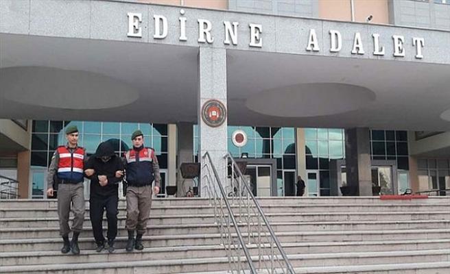 PKK şüphelileri Yunanistan'a kaçmaya çalışırken yakalandı