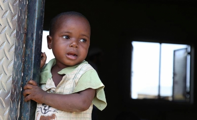 1 milyon çocuk açlıkla savaşıyor
