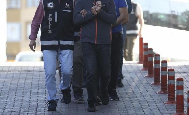90 PKK'lı gözaltına alındı