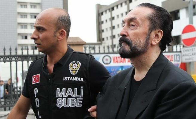 Adnan Oktar operasyonunda 5 tutuklama daha
