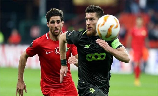Akhisarspor Avrupa Kupaları tarihindeki ilk golünü attı