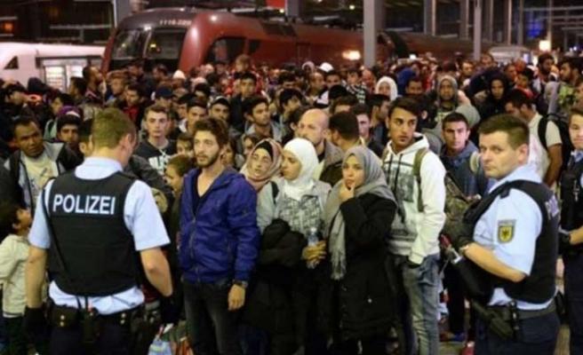 Almanya'dan göçmenlere yeni kota