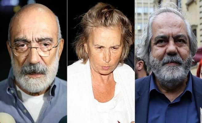 Altan kardeşler ve Nazlı Ilıcak'ın müebbet cezası onandı