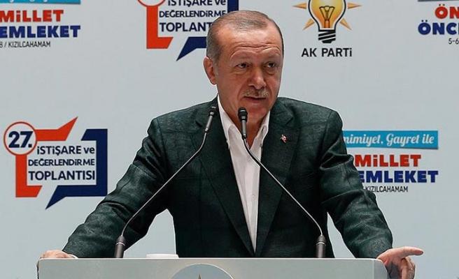 Başkan Erdoğan'dan 'McKinsey'e nokta: Biz bize yeteriz
