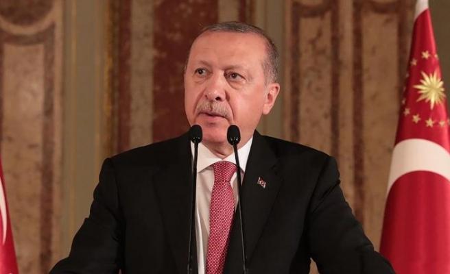 Başkan Erdoğan, Trump'ın sosyal medya paylaşımına cevap verdi