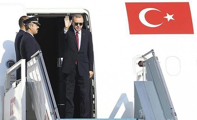 Başkan Erdoğan, Macaristan'a gidecek
