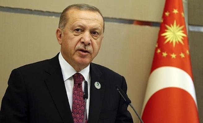 Başkan Erdoğan: Türkiye, IMF defterini tekrar açmamak üzere kapatmıştır
