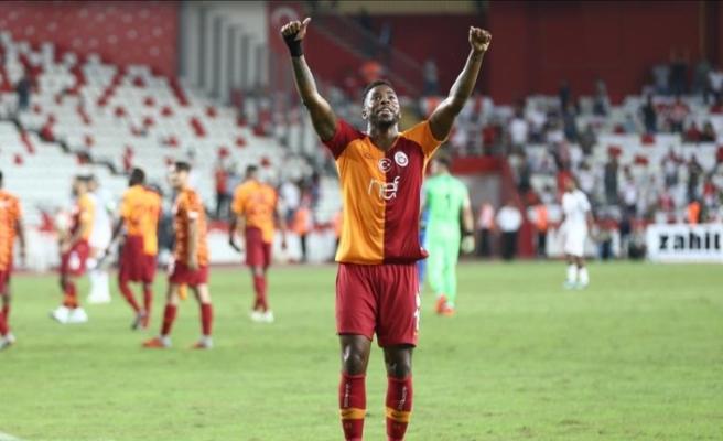 Galatasaray Antalya'dan üç puanla döndü