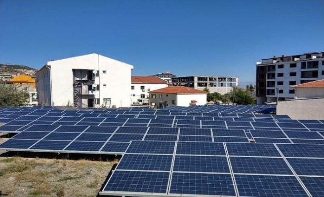 Enerji santrali gibi hastane