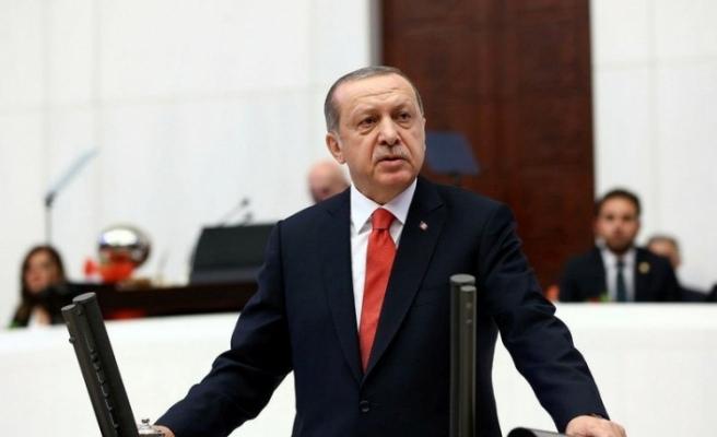 Erdoğan: Dalgalanma dönemini geride bırakıyoruz