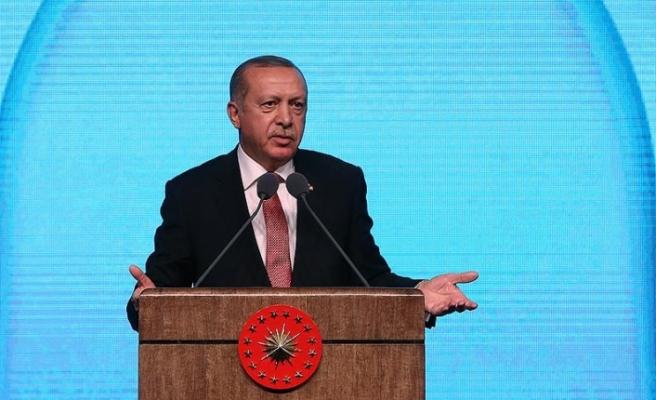 Erdoğan: Afrika'nın altınları, elmasları ne oldu?