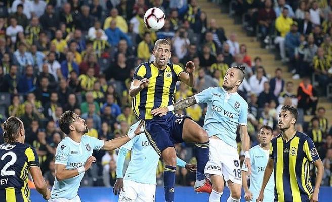 Fenerbahçe-Başakşehir başladığı gibi bitti