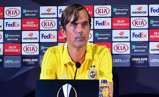 Fenerbahçe'de gündem Phillip Cocu'nun istifası