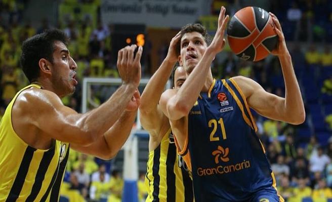Fenerbahçe THY Avrupa Ligi'ne farklı galibiyetle başladı