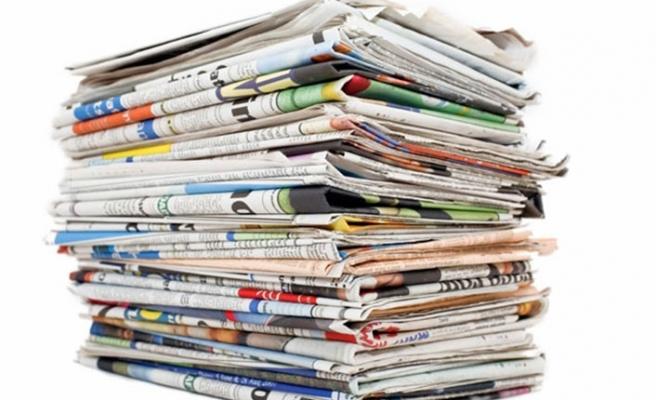Günün gazete manşetleri – 01 Ekim 2018