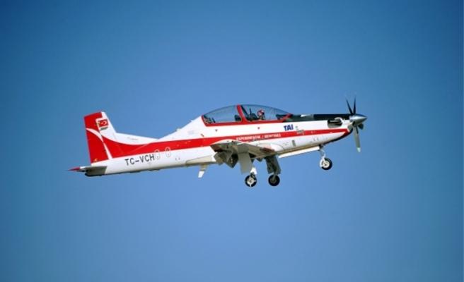 HÜRKUŞ'u Hava Kuvvetleri pilotları uçuracak