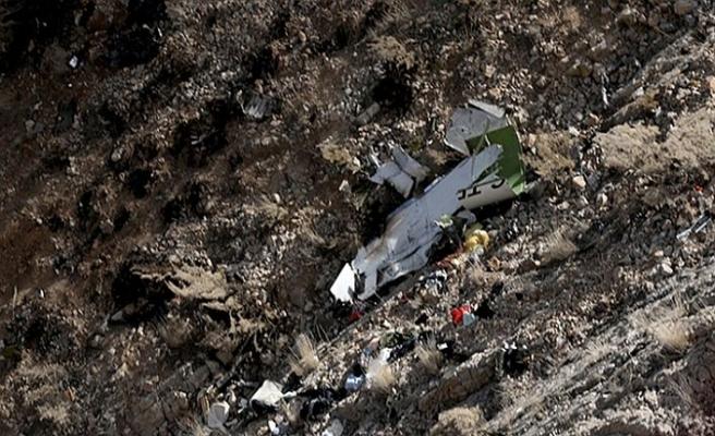 İran'da düşen jetle ilgili ön rapor açıklandı